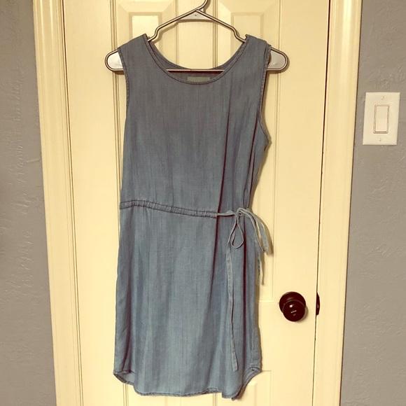 Skies Are Blue Dresses & Skirts - Skies are Blue Denim Dress